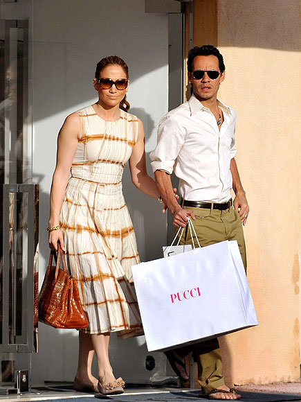 IT'S IN THE BAG! photo | Jennifer Lopez, Marc Anthony