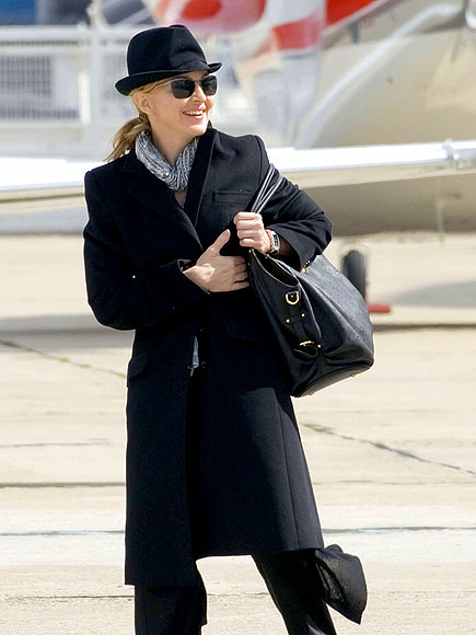 FREQUENT FLYER photo | Madonna