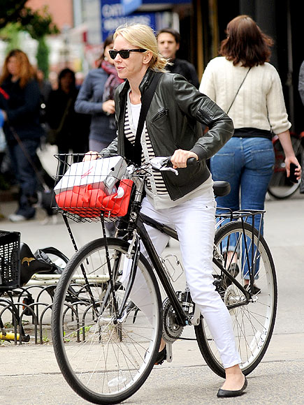 READY TO RIDE photo | Naomi Watts