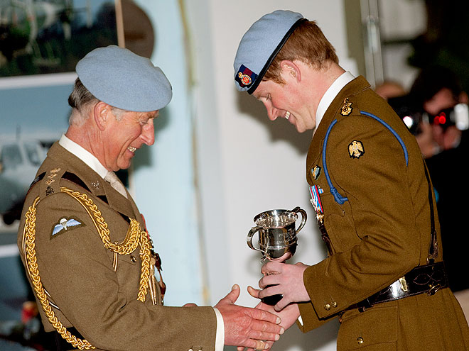 DADDY DUTY photo | Prince Charles, Prince Harry