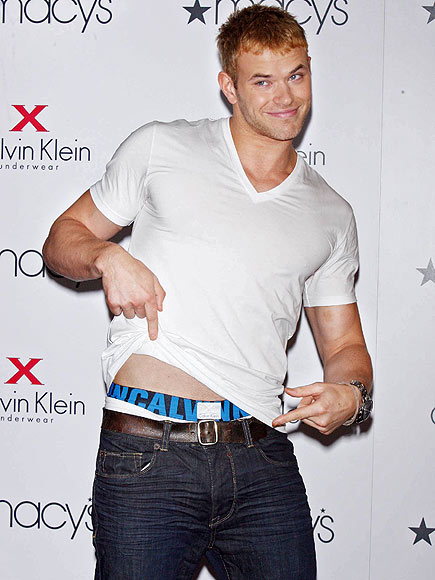 THE BIG REVEAL photo | Kellan Lutz
