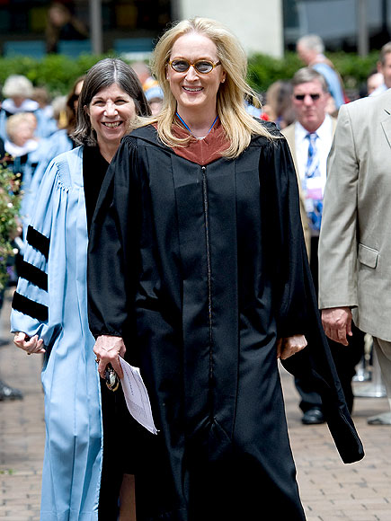 COLLEGE BOUND photo | Meryl Streep