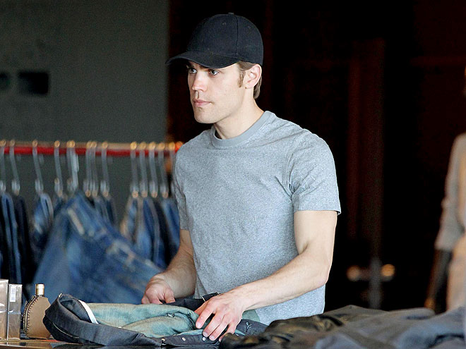 GOOD JEANS photo | Paul Wesley