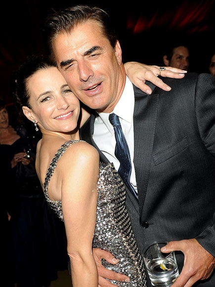 'BIG' STARS photo | Chris Noth, Kristin Davis
