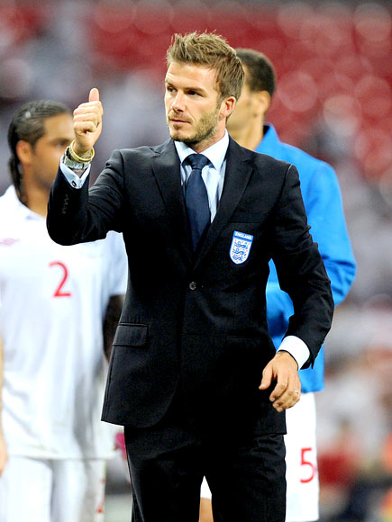 HOMETOWN HERO photo | David Beckham