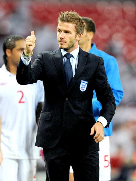 HOMETOWN HERO photo | David Beckham