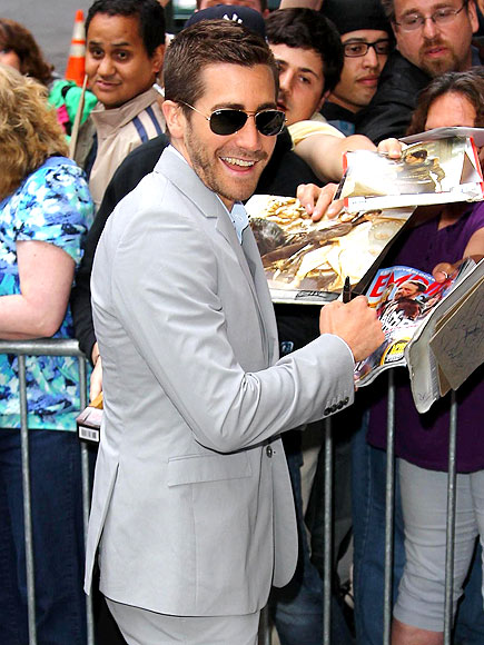 HANDSOME PRINCE photo | Jake Gyllenhaal