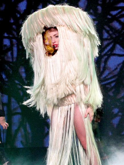 TRESSED TO IMPRESS photo   Lady Gaga