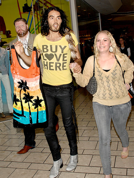 OFF THE RACK photo | Russell Brand