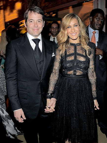DRESS TO IMPRESS photo | Matthew Broderick, Sarah Jessica Parker