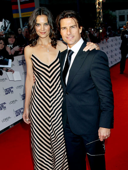 'MOVIE' NIGHT photo | Katie Holmes, Tom Cruise