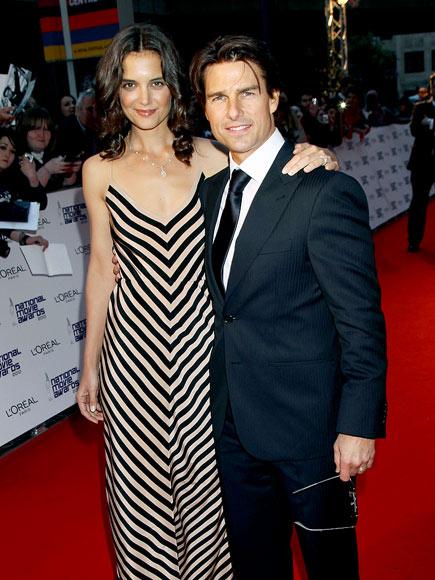 'MOVIE' NIGHT photo | Katie Holmes, Tom Cruise