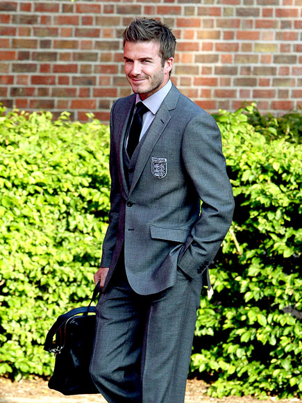 TEAM PLAYER photo | David Beckham