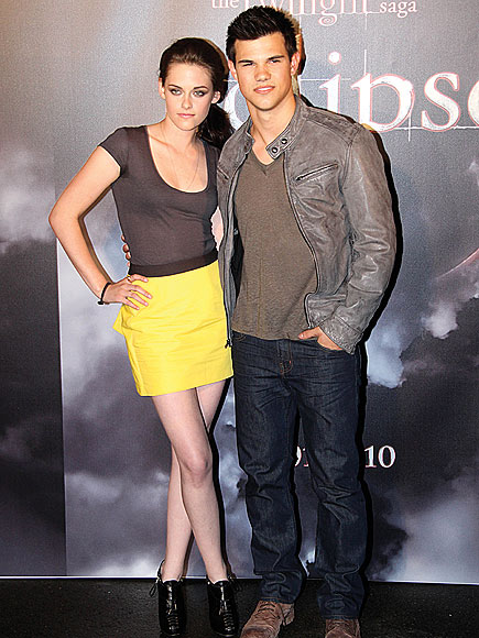 Eclipse, Down Under photo | Kristen Stewart, Taylor Lautner