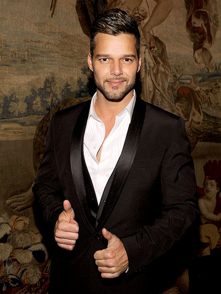 DISTINGUISHED GENTLEMAN photo | Ricky Martin
