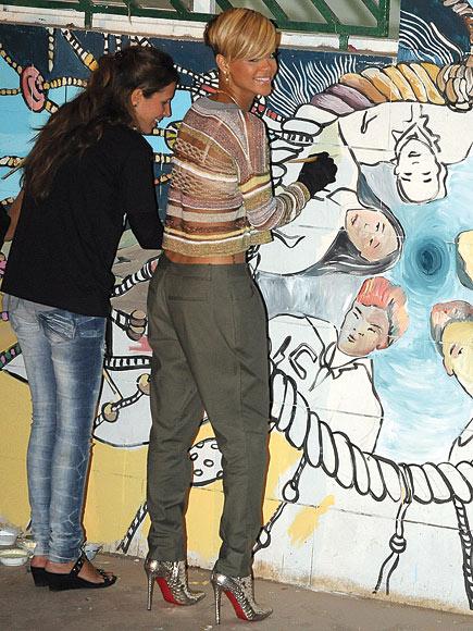 Wall Art photo   Rihanna