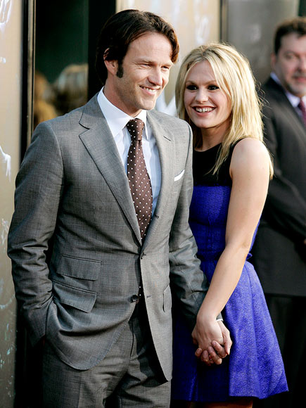 BLOOD TIES photo | Anna Paquin, Stephen Moyer