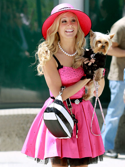 PINK LADY photo | Ashley Tisdale