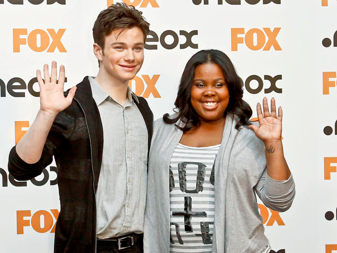 DO THE WAVE photo | Chris Colfer
