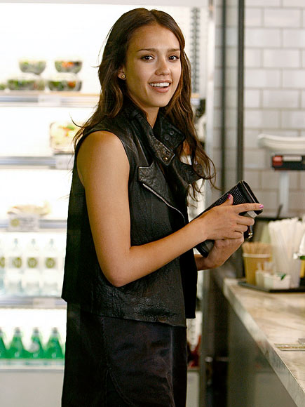 PAY UP photo | Jessica Alba