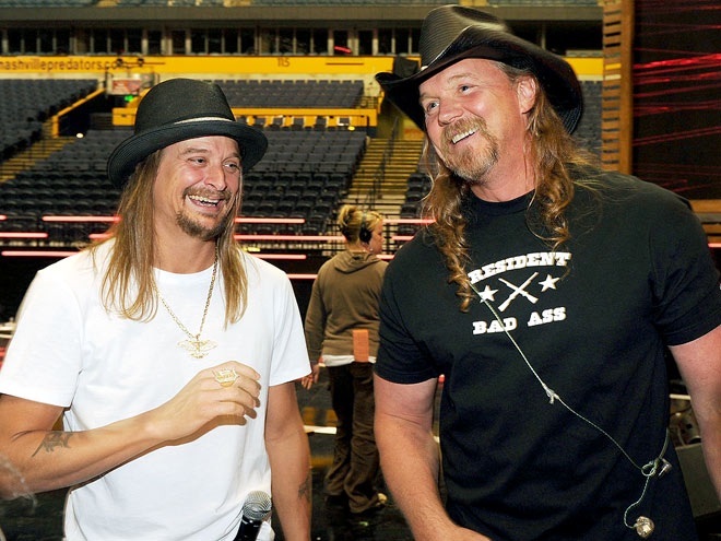 HONKY-TONK TUNE UP photo | Kid Rock, Trace Adkins