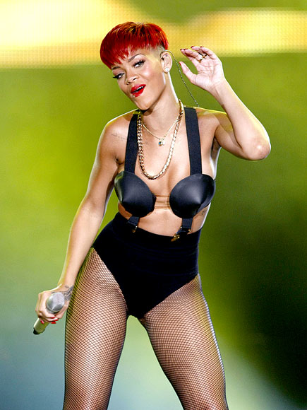 RED HOT photo | Rihanna