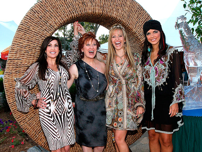 BLINGING OUT photo | Caroline Manzo, Dina Manzo, Jacqueline Laurita, Teresa Giudice