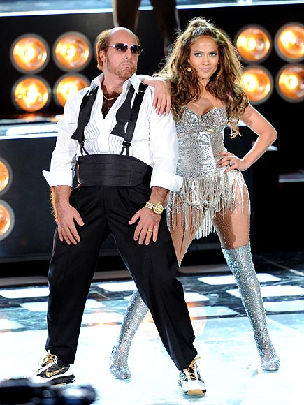 DANCING WITH THE STARS photo | Jennifer Lopez, Tom Cruise