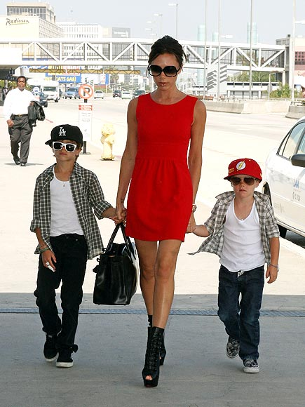 Frequent Fliers photo | Victoria Beckham