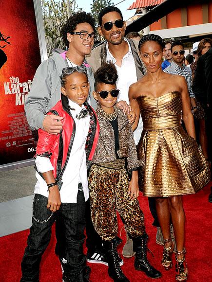 FAMILY PORTRAIT photo | Jada Pinkett Smith, Jaden Smith, Will Smith