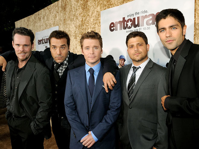 STRONG SUIT photo | Adrian Grenier, Jeremy Piven, Jerry Ferrara, Kevin Connolly, Kevin Dillon