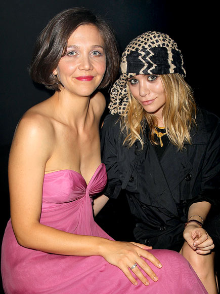 SIMPLY CHIC photo | Ashley Olsen, Maggie Gyllenhaal
