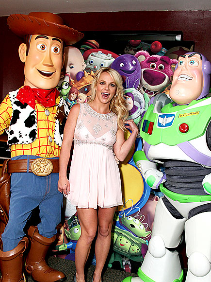 BOY TOYS photo | Britney Spears