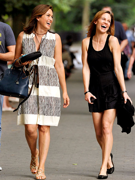 PRODUCTION COMPANY photo | Hilary Swank, Mariska Hargitay