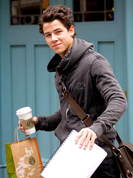 PRACTICE MAKES PERFECT photo | Nick Jonas