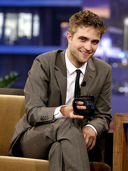 &#39;SHOW&#39; AND TELL photo | Robert Pattinson