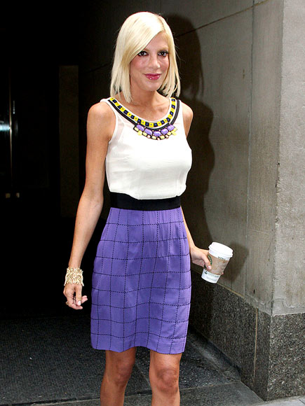 THE TORI SHOW photo | Tori Spelling