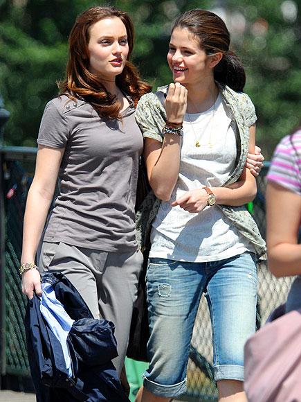 BUDDY COMEDY photo | Leighton Meester, Selena Gomez