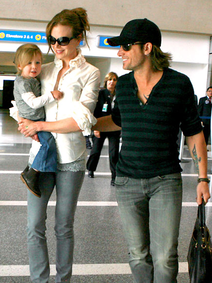 FAMILY CELEBRATION photo | Keith Urban, Nicole Kidman