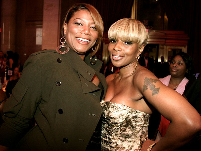 PRETTY POWERFUL photo | Mary J. Blige, Queen Latifah