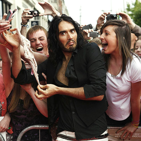 GETTING PERSONAL photo | Russell Brand