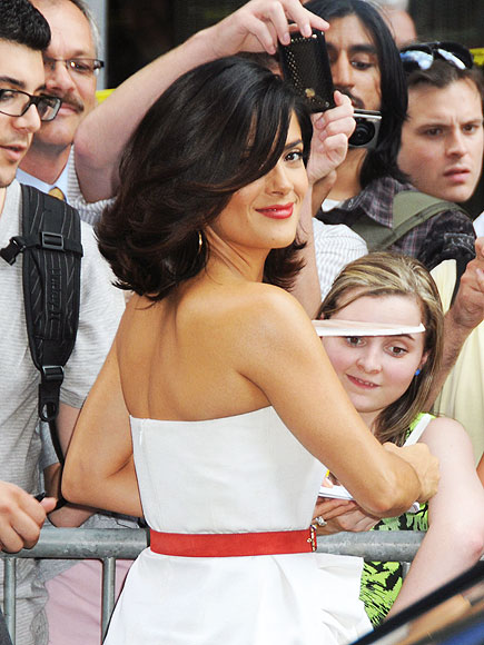 FAN FAVORITE photo | Salma Hayek