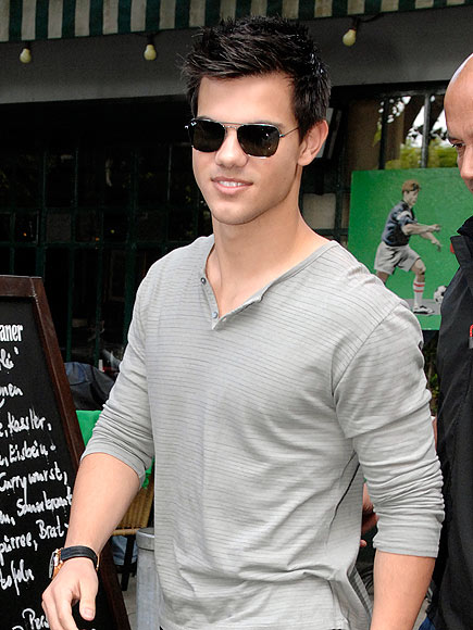 GERMAN GENTLEMAN photo | Taylor Lautner