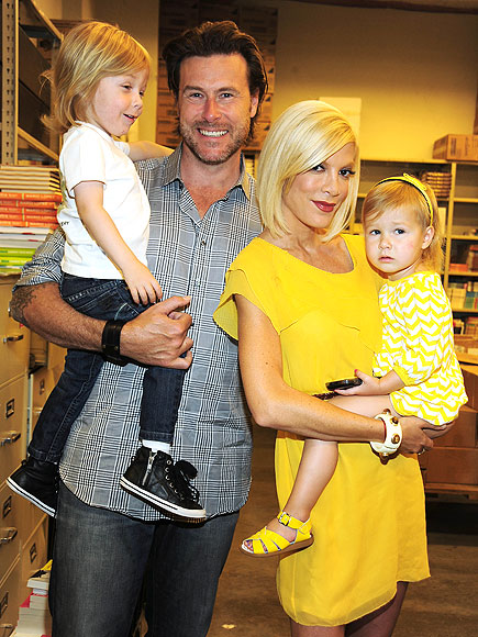 BOOK CLUB photo | Dean McDermott, Tori Spelling