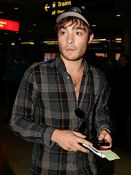 (DOWN) UNDERCOVER photo | Ed Westwick