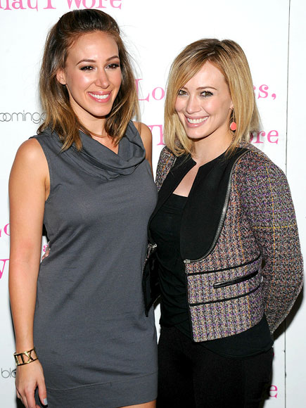 DUFF LOVE photo | Haylie Duff, Hilary Duff