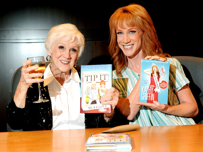 BOOK SMART photo | Kathy Griffin