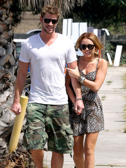 BUDDY SYSTEM photo | Liam Hemsworth, Miley Cyrus