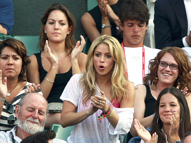 GRAND SLAM FAN photo | Shakira