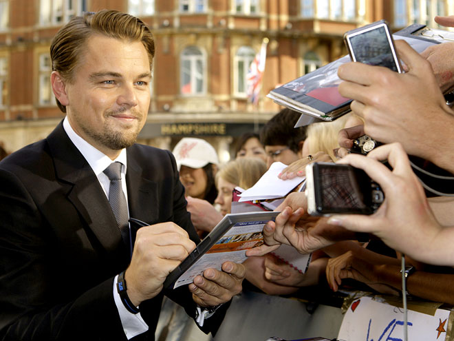CROWD PLEASER photo | Leonardo DiCaprio
